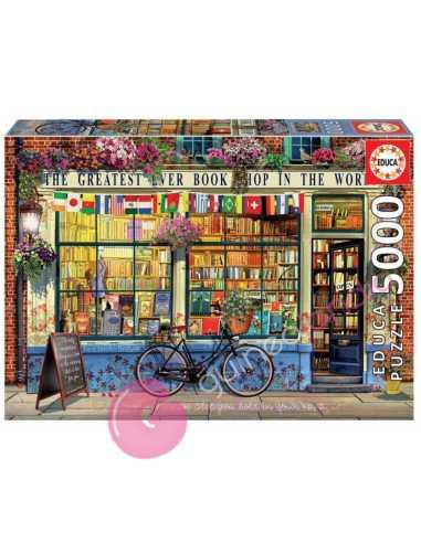 La mejor librería del mundo Puzzle...