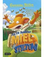 Geronimo Stilton 82: ¡Ya te...