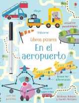 Libro Pizarra: En El Aeropuerto