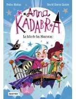 Anna Kadabra 5: La Isla de...