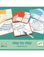Eduludo Step by Step Graff and Co Djeco