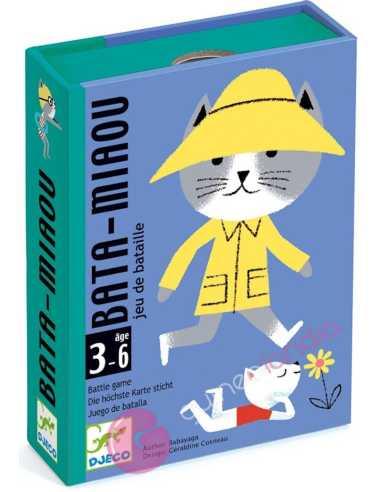Bata-Miaou - Juego de cartas