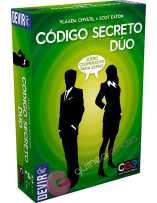 Código Secreto Duo - Devir
