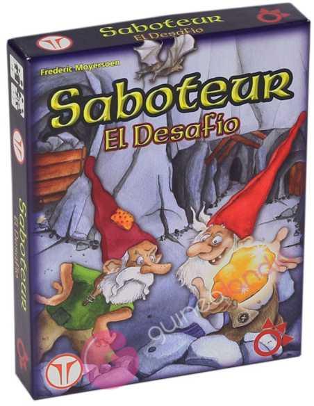Saboteur - El desafío