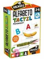 Alfabeto Táctil Montessori - Headu