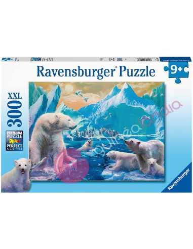 Puzzle Reino Del Oso Polar 300 piezas