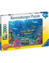 Puzzle Descubrimiento submarino 200 piezas