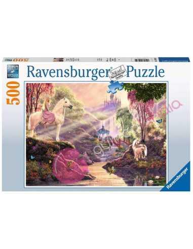 Puzzle La magia del río 500 piezas