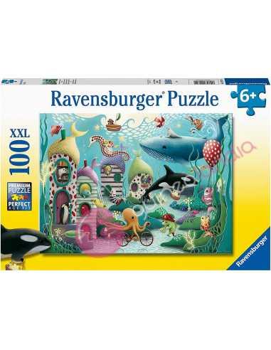 Puzzle Maravillas Submarinas 100 piezas