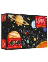 Libro puzzle El sistema solar 200 piezas