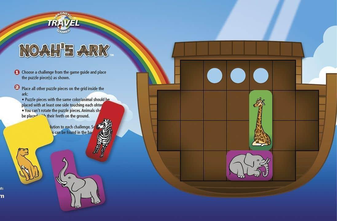 Noah's Ark Cómo se juega